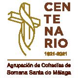 Centenario Agrupación de Cofradías de Semana Santa de Málaga