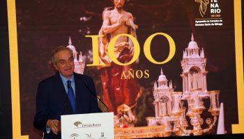 Entrevista a Luis Merino en Diario SUR: «La procesión magna por el centenario de la Agrupación de Cofradías será el sábado 25 de septiembre de 2021»