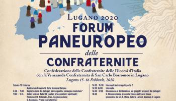 La comisión del Centenario está presente en el Forum Paneuropeo de Hermandades en Lugano