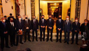 El Centenario inicia su camino promocional en Andalucía