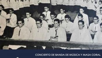 La Catedral de Málaga acoge un concierto gratuito de banda de música y coro con motivo del Centenario de la Agrupación de Cofradías
