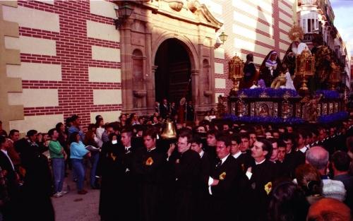 1994 Monte Calvario delante San Julian