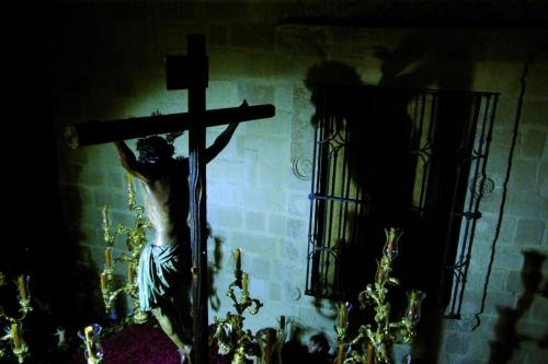 2008. Agonía en cale San Agustín