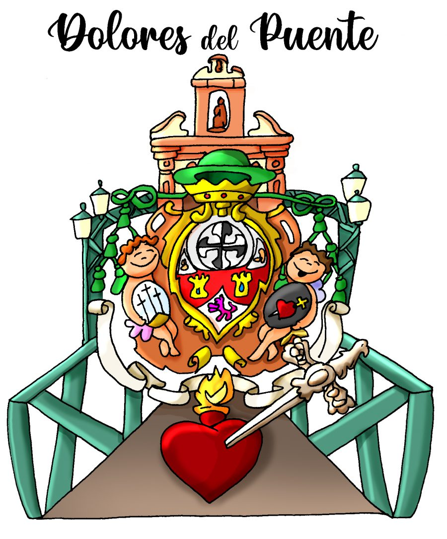 Dolores del Puente a color